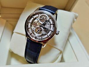 時計ベルトをモレラートのボーレに交換したRoyal Orient WE0031FQ