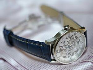 時計ベルトをモレラートのプラスに交換したEPOS(3369SK)