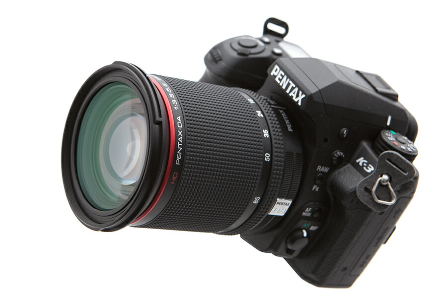 HD DA 16-85mmF3.5-5.6ED DC WR