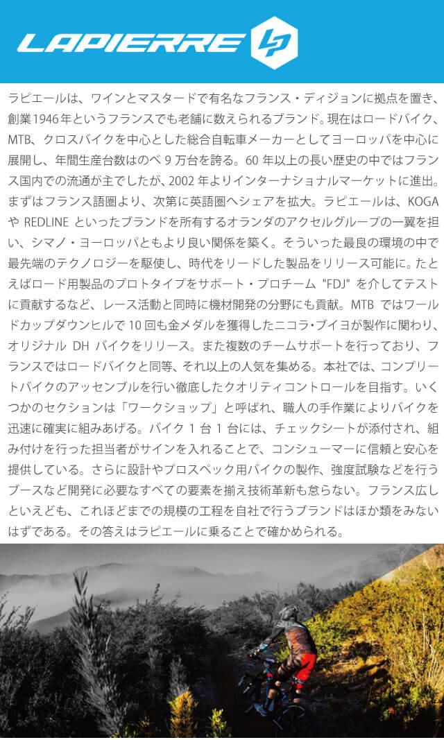 LAPIERRE(ラピエール) 2017モデル  PULSIUM 600 FDJ CP サイズ49 完成車 【自転車】 【セーフティーメンテナンス1年間無料】