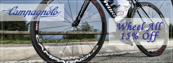 Campagnolo wheel 15%OFF!!
