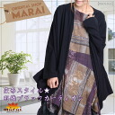 Lady's cardigan black transformation-style ★ haori black cardigan T@K0307 fs3gm