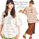 Filled with school? A largish faction? Both are nice huh! Ganesh 5-sleeve キーネックプル over M @A0106 fs3gm