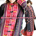 @B0305 women's coat moisturized [Asian fashion Asian sundry ethnic fashion Oriental coat jacket coat of haori coat embroidered Hmong jacket coat] fs3gm