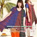 Ohm & Hindi ethnic car! Patchwork short-sleeved tunic MxE1002 [new Asian Fusion ethnic fashion short sleeve short sleeve cotton cotton spring summer autumn] | short-sleeved tunic | n_marai