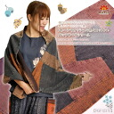 Unique random patchwork and Earth-friendly touches. A variety of stone-washed cotton patchwork shawl! MxD0204 [Asian fashion Asian sundry ethnic fashion Oriental Asian natural tapestry] | cotton scarf |