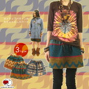 Moquette miniskirt of the August 20 native pattern