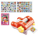 Bandai ghost watch ghost sticker maker