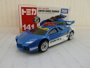 No. 141 tomica dream tomica hyper blue police sonic runner fs3gm