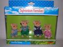 Sylvania UK wild ネズミファミリー
