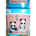 Sylvania UK Panda twin Cubs