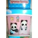 Sylvania UK Panda twin Cubs