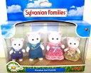 Sylvanian families UK version UK ペルシャネコファミリー