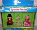 Sylvanian families UK アヒルファミリー with Medal