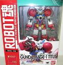 ROBOT spirits - robot soul-SIDE MS Gundam age-1 Titus Gundam AGE more