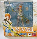 Figuarts ZERO one piece NAMI - Battle ver.-