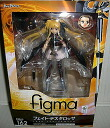 figma-magical Girl Lyrical Nanoha The MOVIE 2nd A's fate Testarossa lightning form ver....