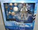 It is The MOVIE 2nd A's Yagami Hayate The MOVIE 2nd A's ver.fs3gm to be figma magic girl Lilli Cal