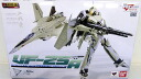 "DX chogokin VF-25A-General machine) Bandai from ""Macross frontier"""