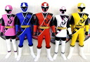 "Shuriken Squadron nine nine for ""bargain"" sentai Hero series 01 ~ 05 5 set"