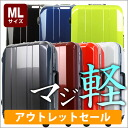 """Hardware case """"6000-65"""" for on sale target deep-discount suitcase carrier bag carry case carry-back traveling bag super light weight TSA lock aluminum frame medium size ML size 5th on 6th on 7th in a day"""