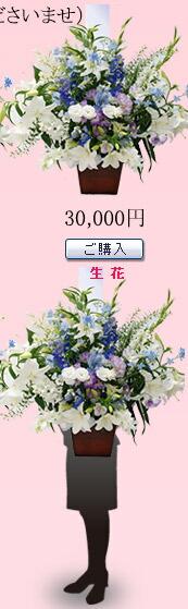 お供え 花 葬式 花 送料無料