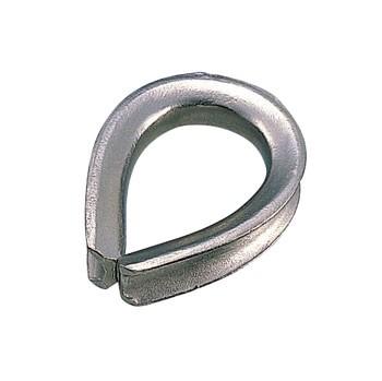 A型シンブル使用ロープ径:8mm