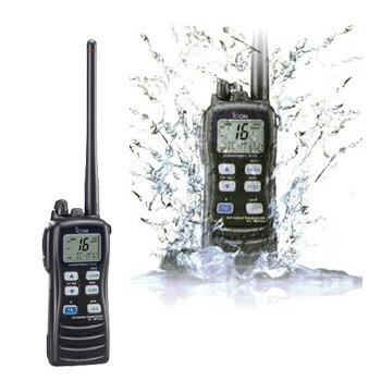 ICOM(アイコム)国際VHFIC-M72J5W携帯型