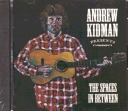 THE SPACES IN BETWEEN and surf music CD / surfing / cd3500fs04gm