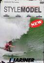 STYLE MODEL 스타일 모델 vol. 1 BOTTOM TURN 세계 최고의 스타일 마스터들의 보텀 턴에 포커스!/서핑 DVDfs3gm