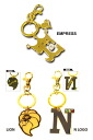 BRAND NESTA NESTA brand gold Keyring 02P01Sep13fs3gm