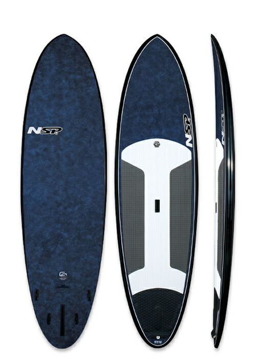 Shirahama Mariner Rakuten Global Market Nsp Surfboard