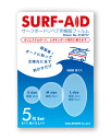 Surfboard repair for plastic film SURF AID surveyed / surf accessories surf 02P01Sep13fs3gm