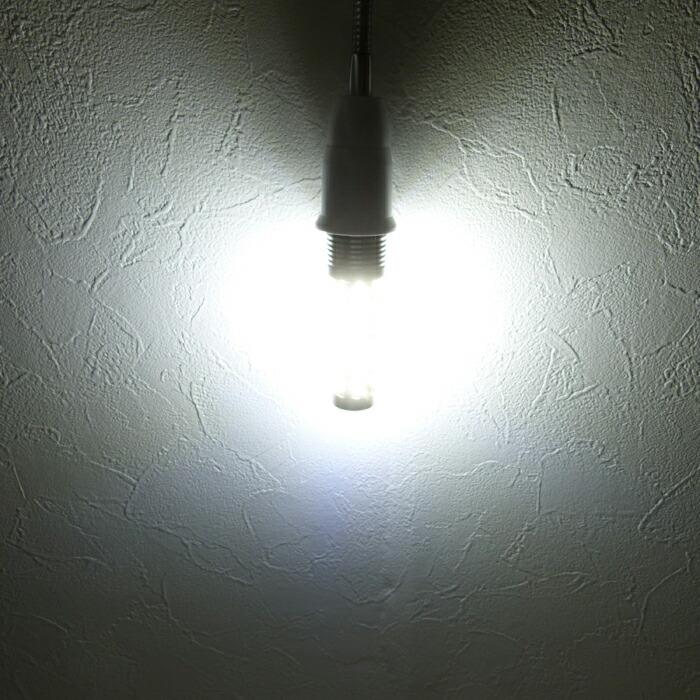 E26口金漁船船舶室内LED電球12v24v8w極性なし6000kブラック漁船室内灯作業灯船ボート