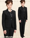 Trouser suit! ※A suit worn for a job interview or important occasion! Deep-discount lady's trouser suit! How about to a job hunting fresh suit uniform? TP24561