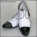 ★★Monochrome combination four circle shoes width: 2E-3E heel 3cm24cm - 27.5cm string shoes N82