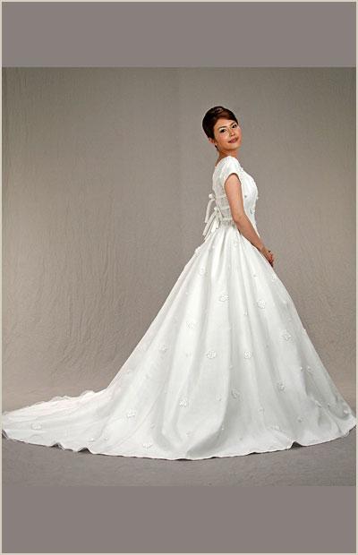 wedding dress rental bay area