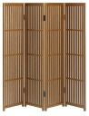 Four pieces of Akita cedar lattice screen modern screens
