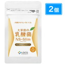Lactobacillus NS-Slim on the Prairie (36 capsules) × 2 pieces [Courier]