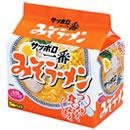 サッポロ一番みそラーメン5食×6袋入30食