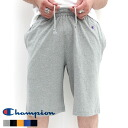 Champion and champion C3-D520 ~ cotton ~ 5 colors! Royal sweat shorts