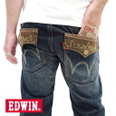 "EDWIN / Edwin XVS403-146-denim-series 4 colors! ""Exclusive Vintage"" a ""XV"" flap regular straight denim (blue in color) [marukawa and specialty stores / brands clothing"
