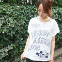 DISNEY / Disney Opal cutting pullover + tanks