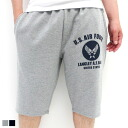 Men's shorts euessairforce print shorts