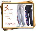 Hello Kitty Star-Spangled Banner pattern sweat shirt underwear