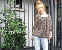 34% OFF MOUTH valley ester sallow floral design dolman sleeve poncho