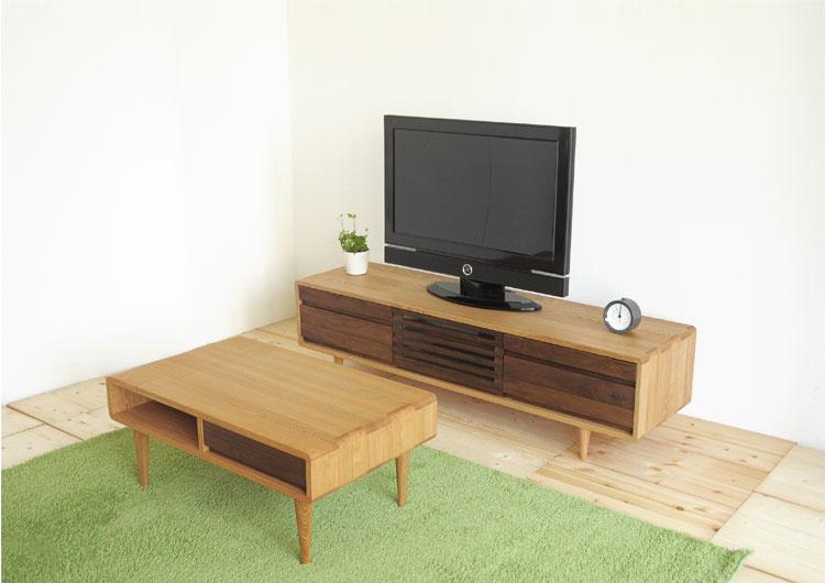 KWシリーズ 北欧 テレビ台 テレビボード