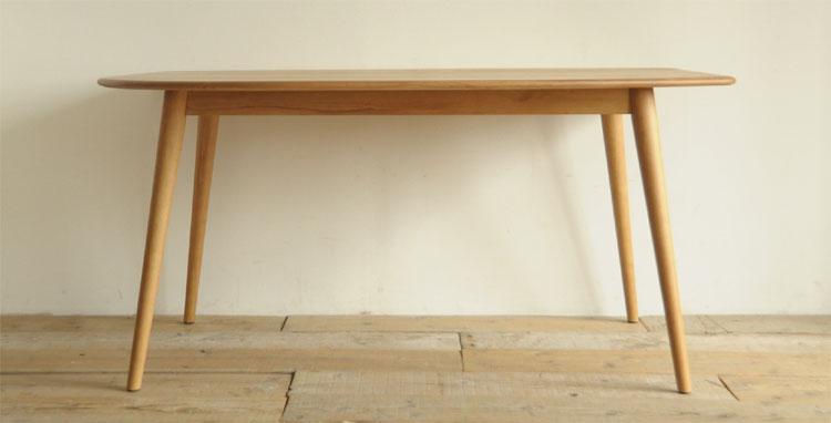 marukinkagu  라쿠텐 일본: 클로버 RI 변형 식탁 폭 150 단단한 오크 ...