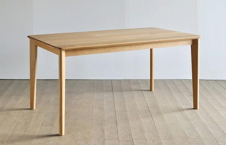 シキファニチア ユーロ ダイニングテーブル