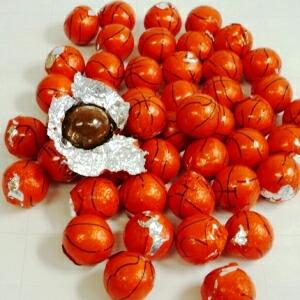 バスケットボールチョコレート【業務用】1kg